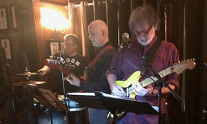 A Night at The Turtle Club:  Blues, Bossa Nova, and Brews