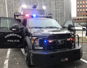 Hoboken Police Department Receives Vehicle for Emergency Services Unit