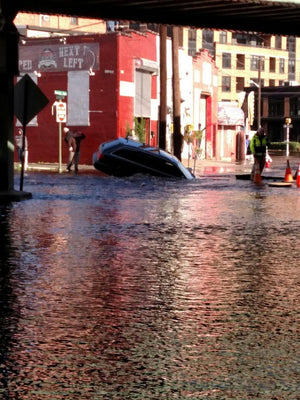 Hoboken's flood-causing burst water main may not be fixed by Thanksgiving