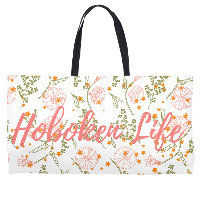 Star Flower Weekender Tote By HoLi