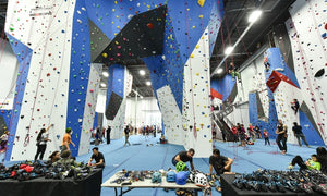 Climbing or Belay Certification Class at The Gravity Vault (Up to 66% Off). Four Options Available