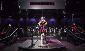 $55 for Four Premium Indoor Cycling Sessions at CycleBar Hoboken ($108 Value)