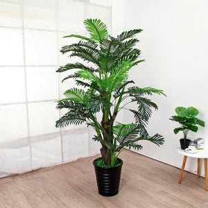 artificial plants 70-160cm Pearl sunflower tree large-scale greenery plants living room floor furnishings indoor faux plants