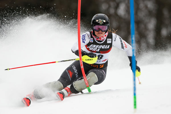 Paula Moltzan- Alpine World Cup