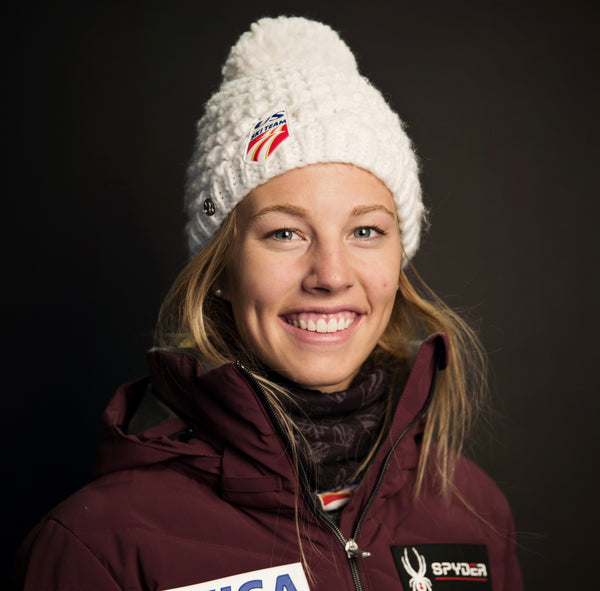 Patricia Mangan- Alpine World Cup