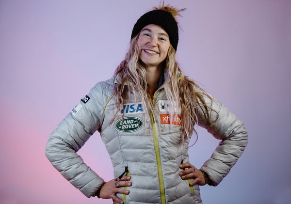Laurenne Ross- Alpine A (injured)