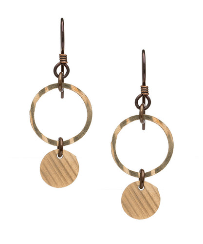 2-Part Harmony Earrings