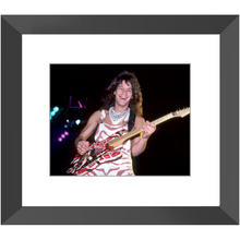 Eddie Van Halen in Detroit | Hide Your Sheep Tour | August 1982
