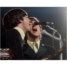 John and Paul on the Mic
