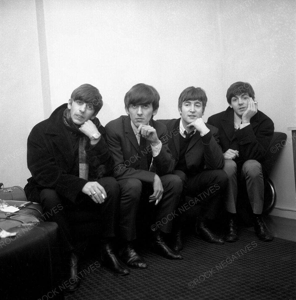 Beatles Relaxing