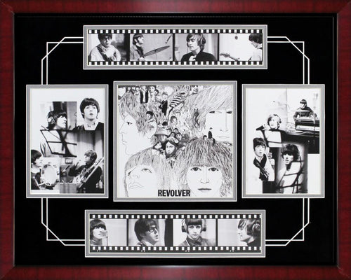 The Beatles Revolver 20x24 Collage