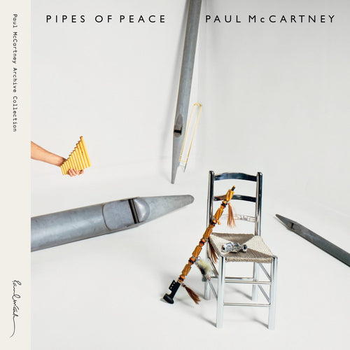 The Paul McCartney Pipes Of Peace Collectors Set - CD/DVD