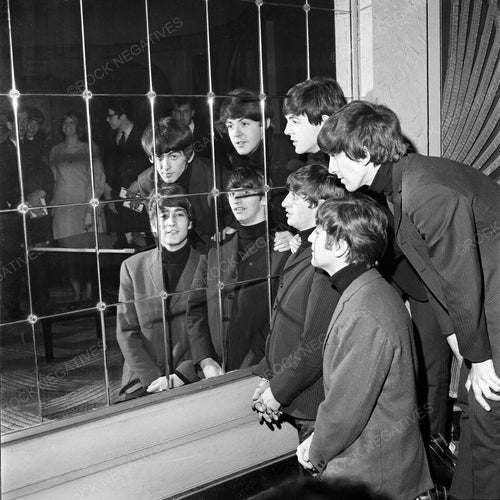 Beatles in the Mirror