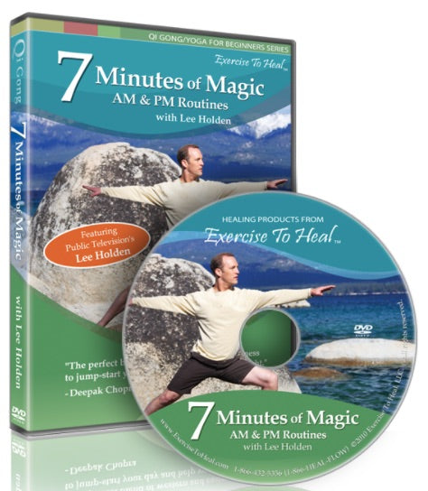 7 Minutes of Magic -- DVD