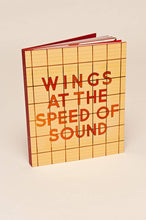RARE: Paul McCartney Wings at the Speed of Sound Deluxe Book (Box Set)