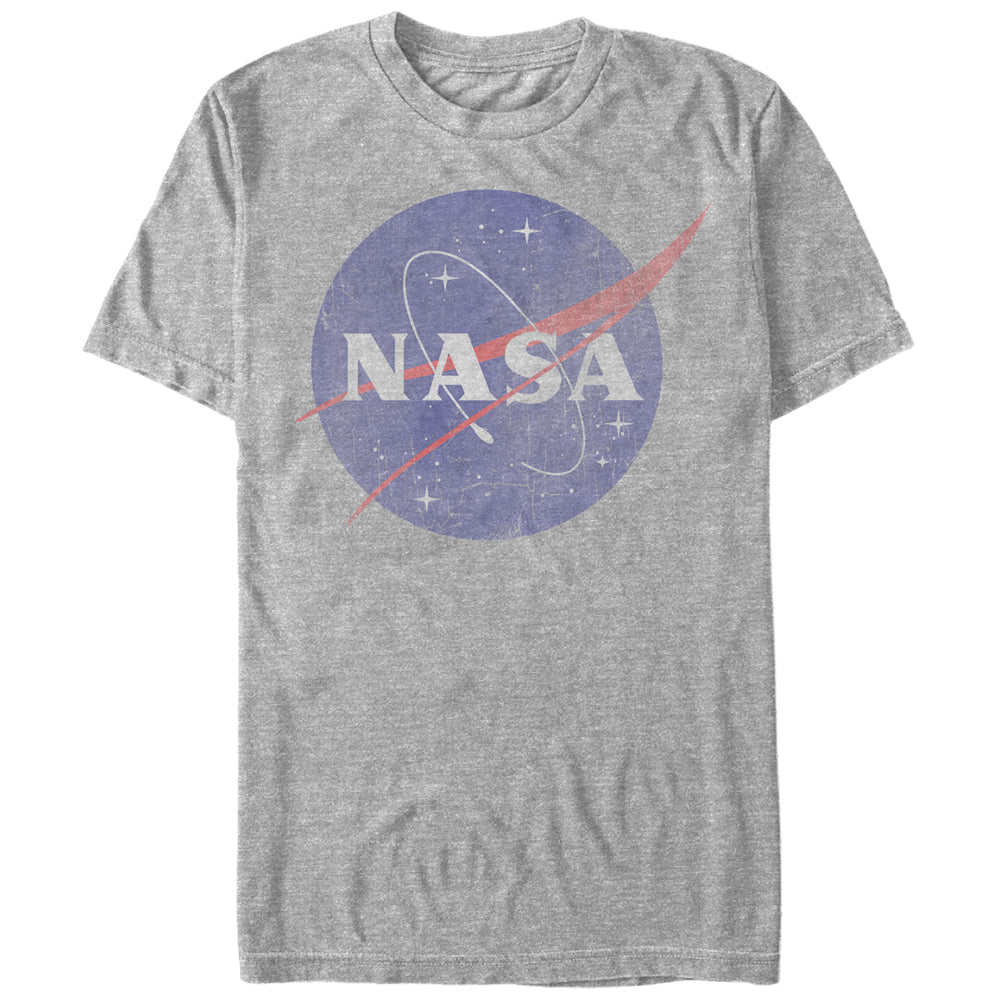 NASA | Space Logo | Gray T-Shirt