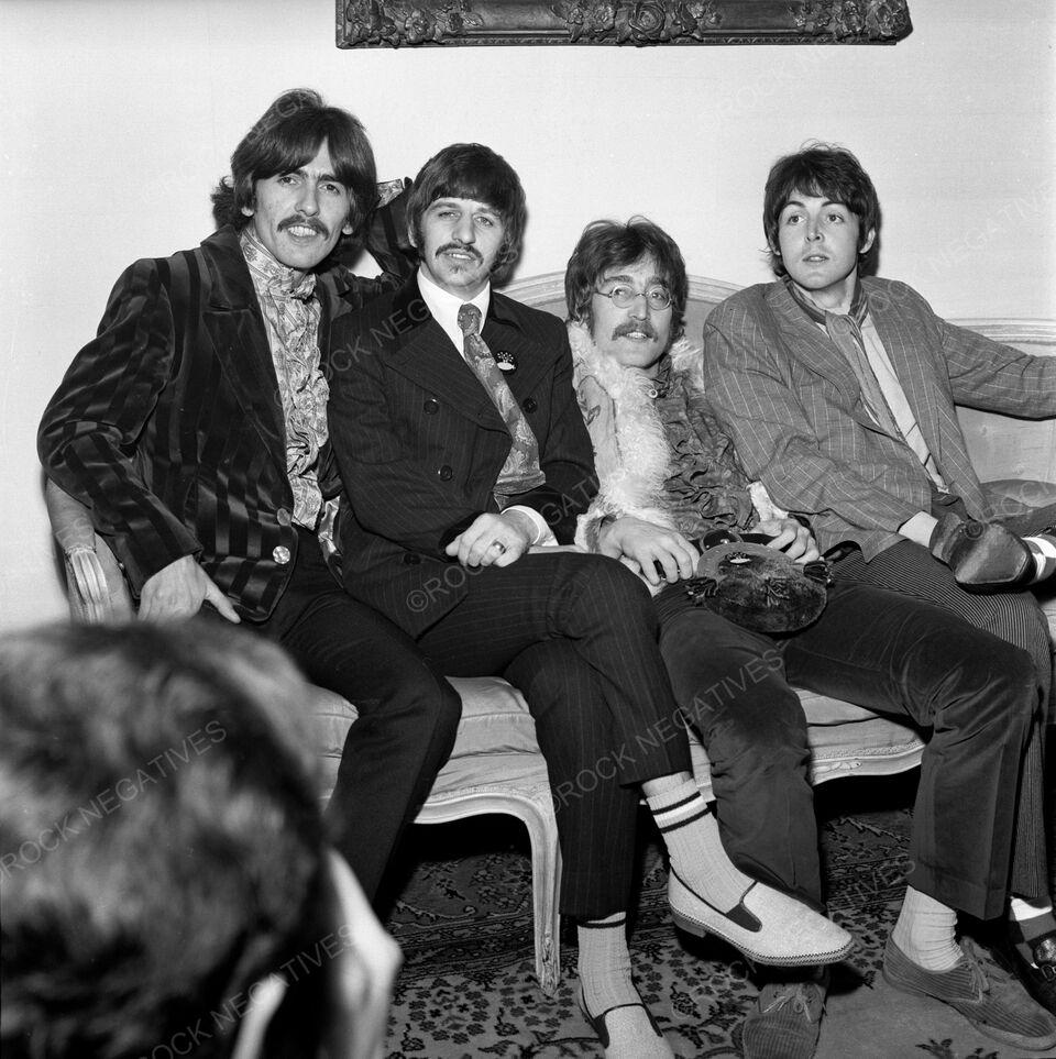 Beatles on a Couch 3