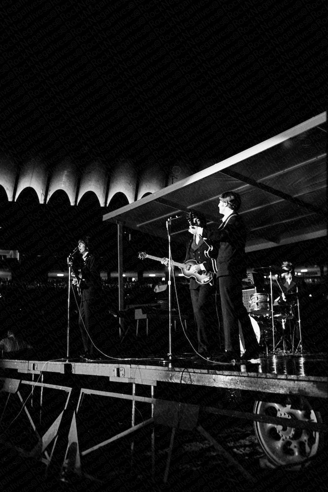 The Beatles: Live in St Louis. August, 1966