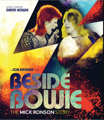 Beside Bowie: The Mick Ronson Story (DVD/Bluray)