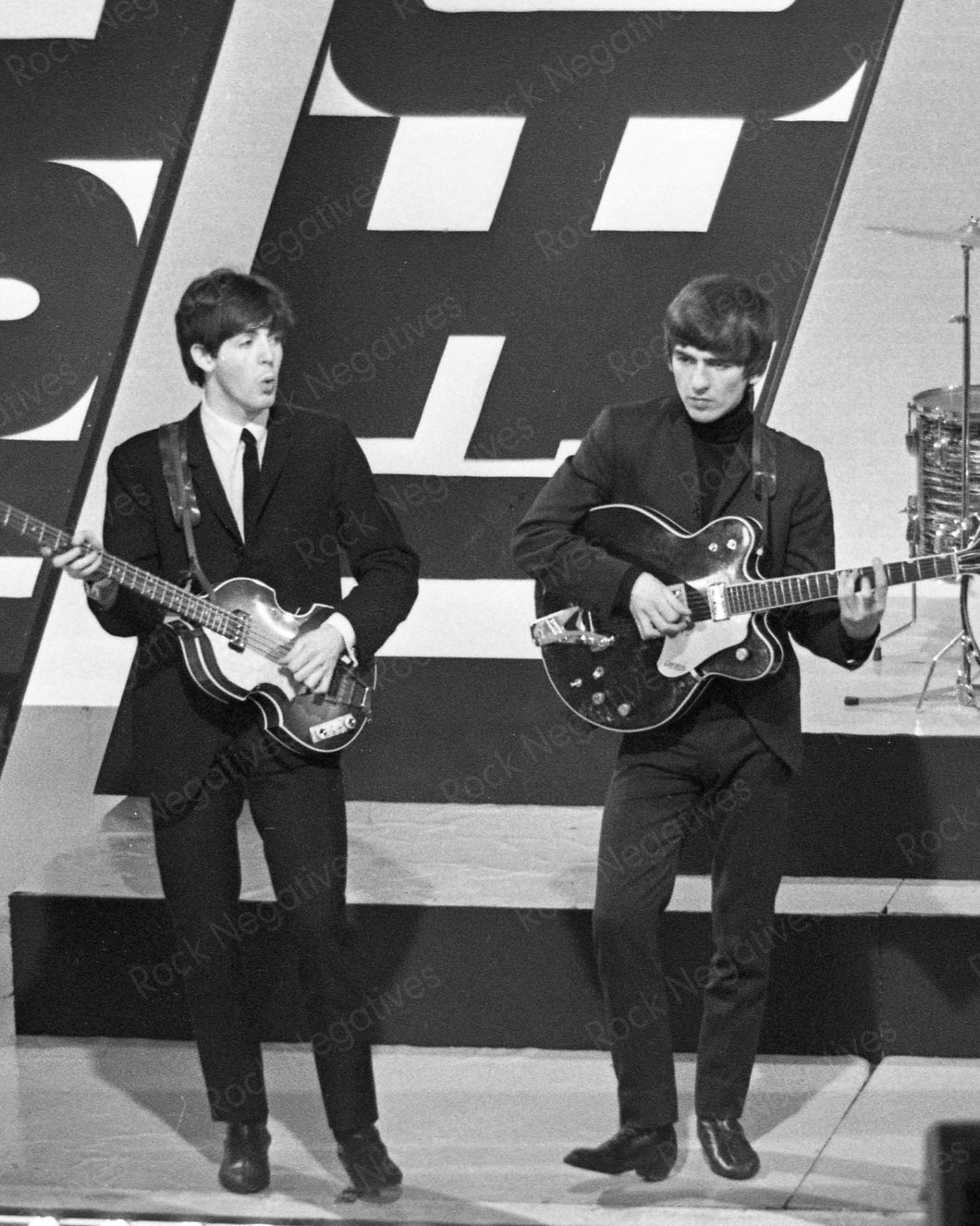 Beatles on Thank Your Lucky Stars | Paul and George