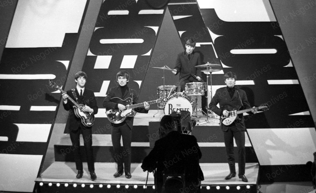 Beatles on Thank Your Lucky Stars