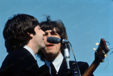 Beatles in Germany | Paul and George
