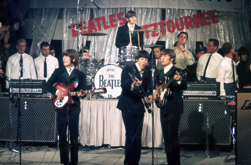 Beatles in Munich