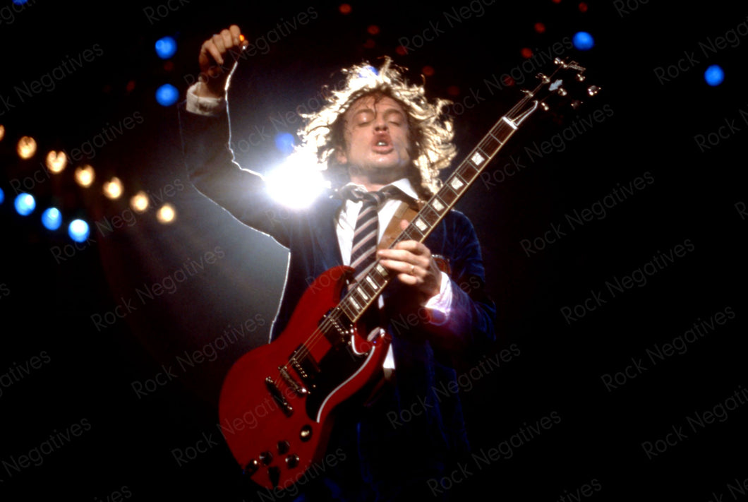 AC/DC | Angus Young