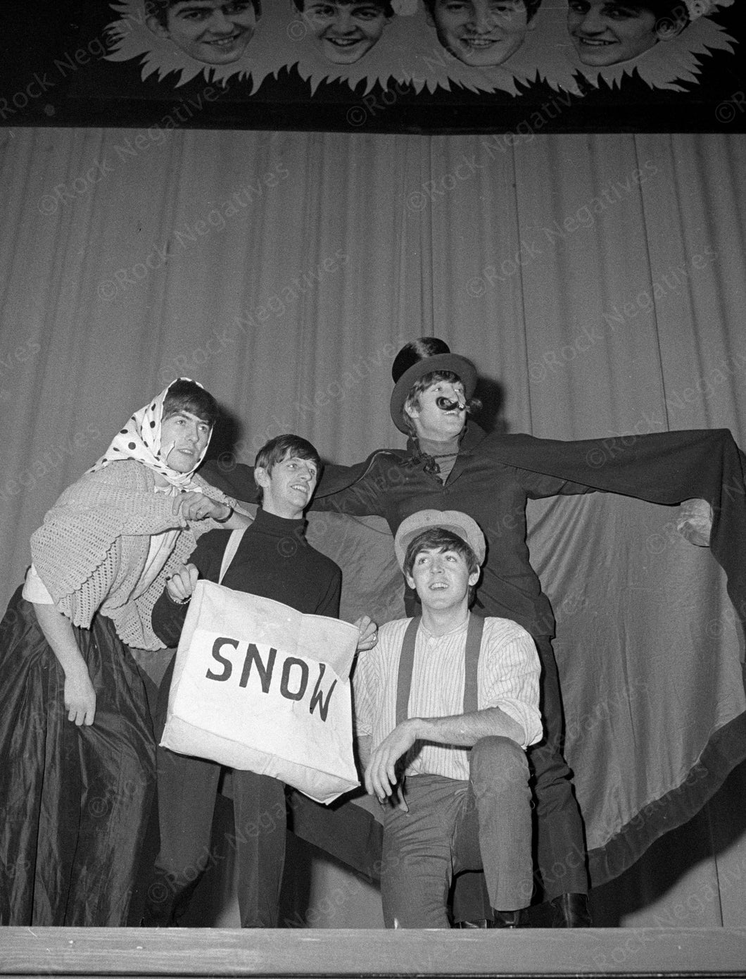 Beatles Christmas Show | 1963