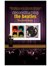 """Deconstructing the Beatles: The Early Years"" 2-Film Set."