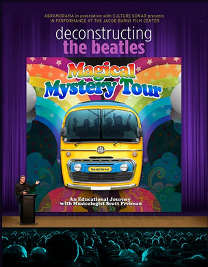 EXCLUSIVE: Deconstructing The Beatles' MAGICAL MYSTERY TOUR - Feature Film