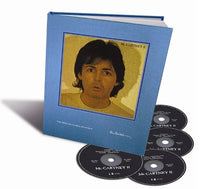 "RARE ""McCartney II"" Out-of-Print, Numbered Book/CD/DVD Collector's Set"