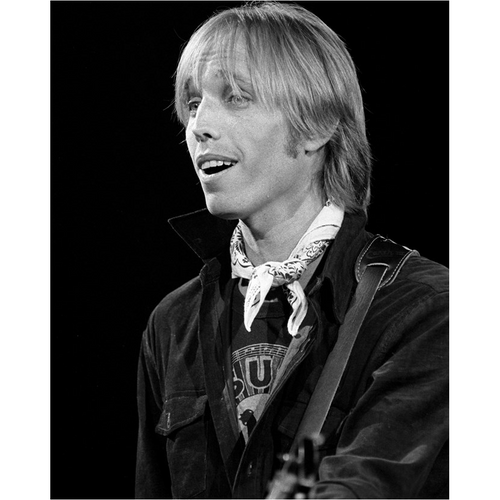 Primetime Tom Petty Portrait