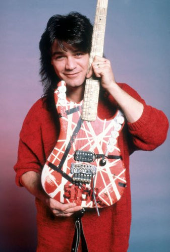 Eddie Van Halen in Detroit |  5150 Tour | May 1986