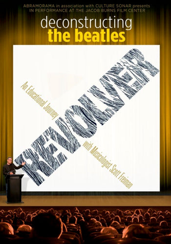 Deconstructing The Beatles' REVOLVER -- Feature Film