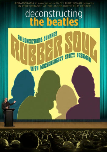 Deconstructing The Beatles' RUBBER SOUL -- Feature Film