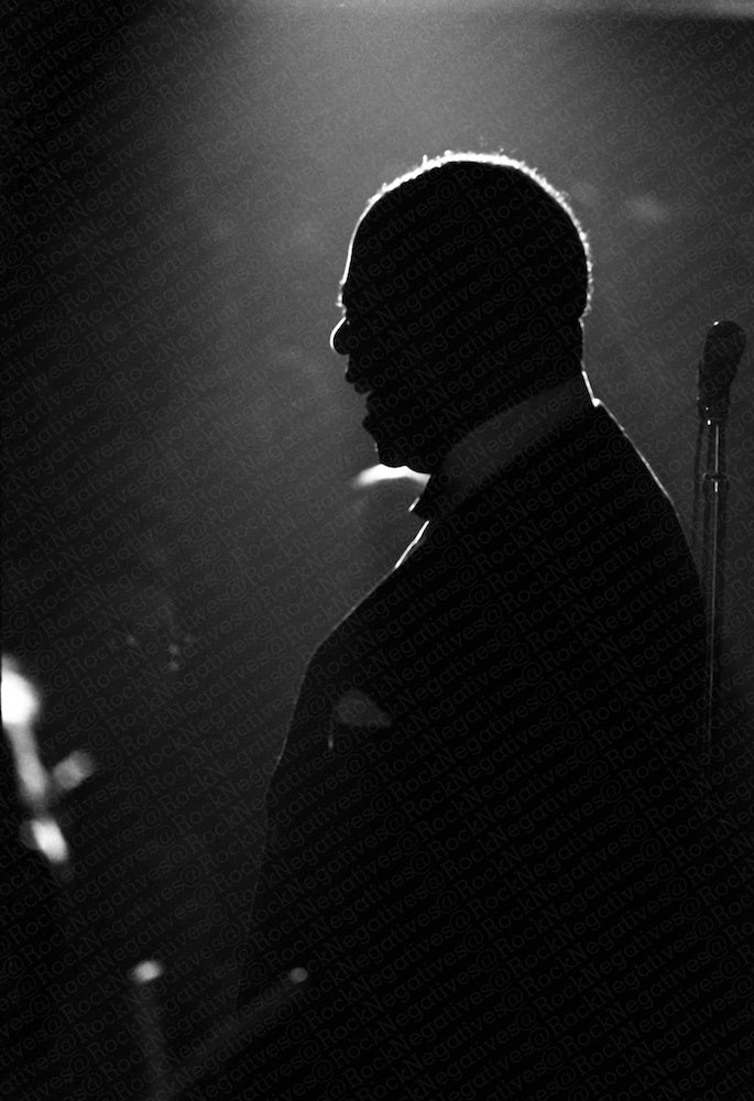 Satchmo Silhouette