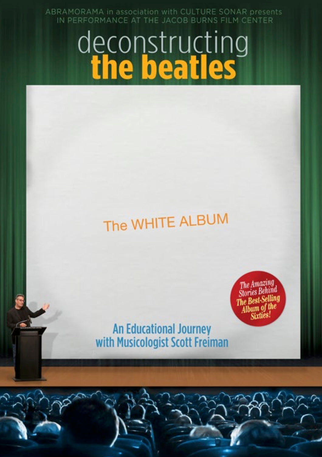 Deconstructing The Beatles' WHITE ALBUM -- Feature Film