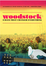 """Woodstock: 3 Days that Changed Everything"" Documentary"