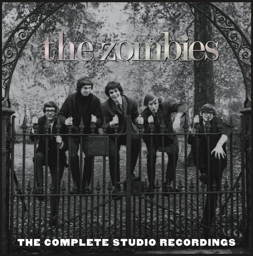 The Zombies: Complete Studio Recordings (LP Box Set, 180g vinyl)
