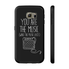 Black Phone Case - for all US phones