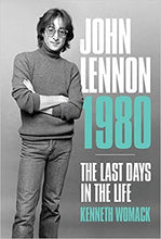 "Autographed Copy of ""John Lennon 1980: The Last Days in the Life"" (Paperback)"