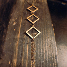 Tri-Tone Necklace