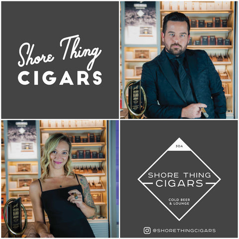 Shore Thing Cigar PODCAST