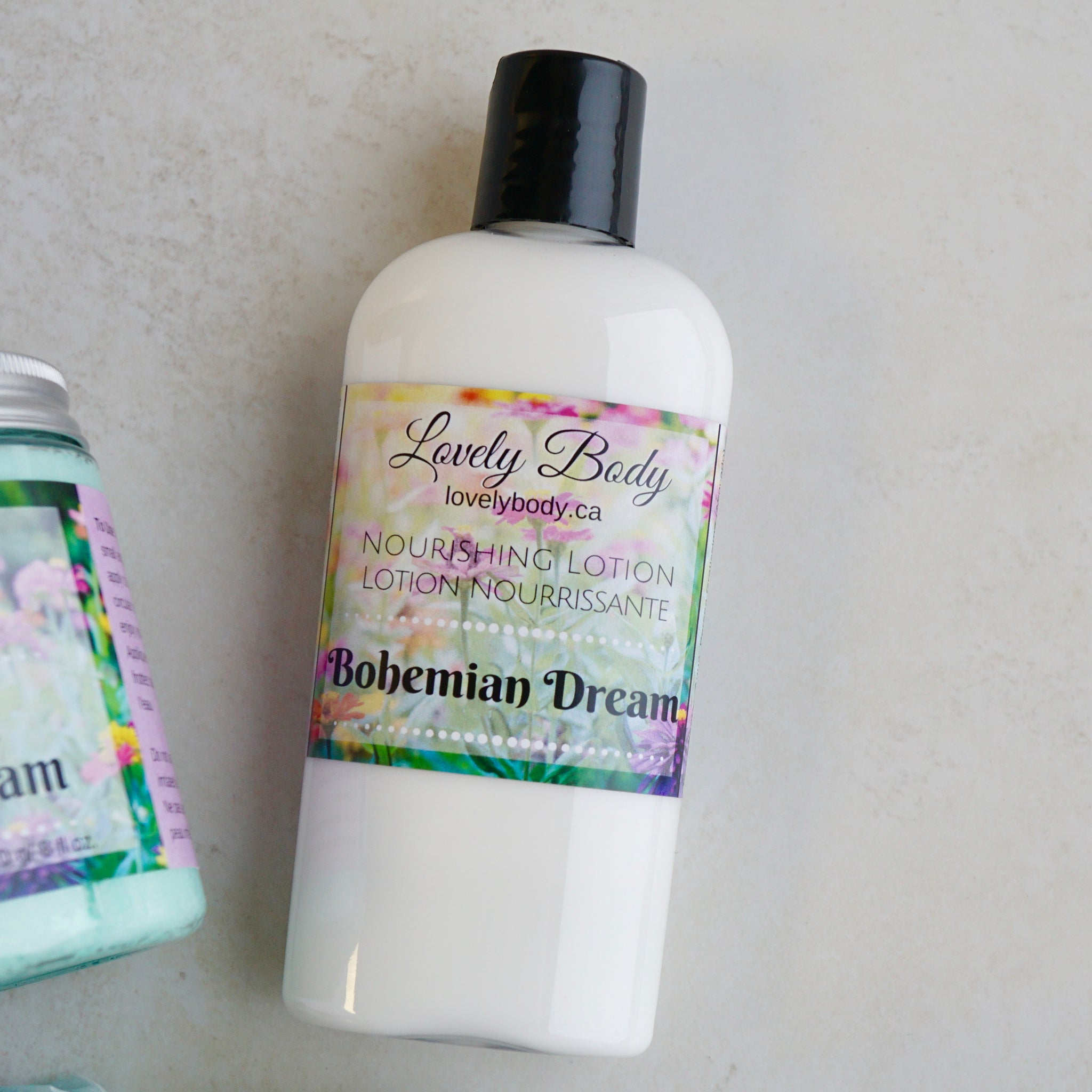 Bohemian Dream Nourishing Lotion
