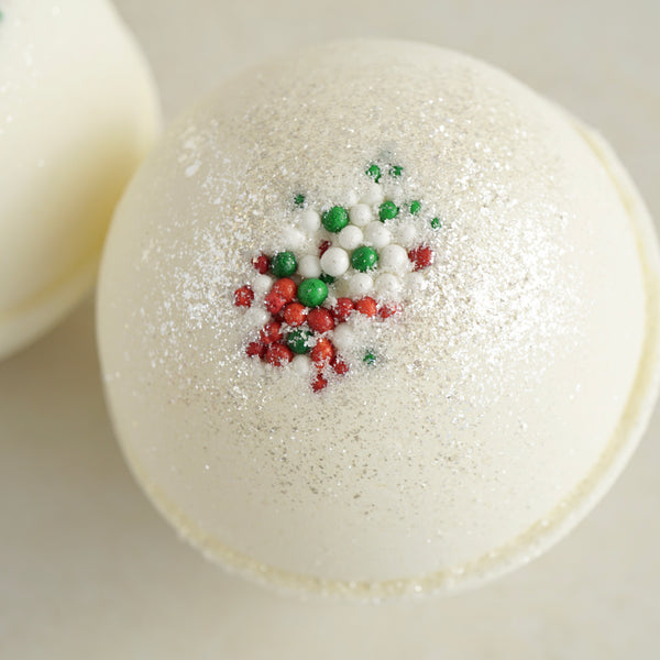Sugar Cookie Vegan Bath Bomb
