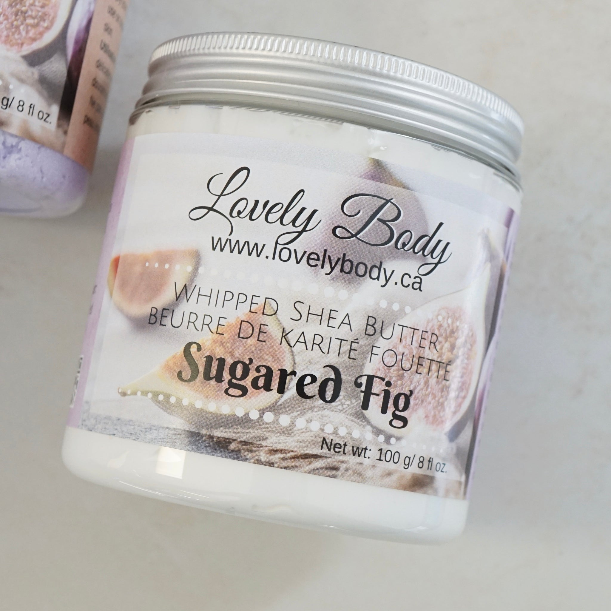 Sugared Fig Whipped Shea Butter