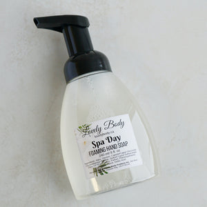 Spa Day Foaming Hand Soap