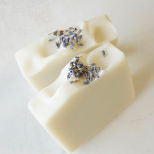 Lavender Mint Naturally Lovely Cold Process Soap