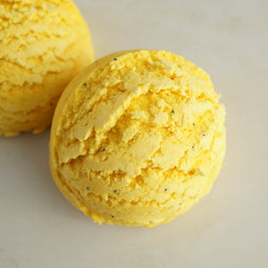 Lemon Cake Batter Bubble Bars
